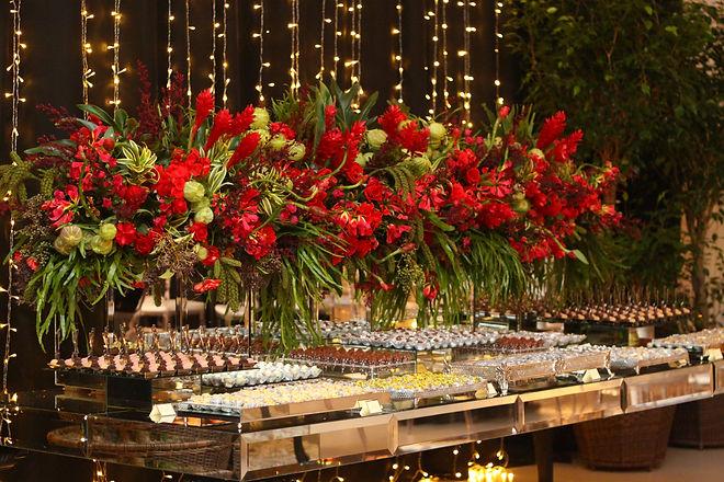 Foto Atelier 16 - Tatiane Amaro | Casamento Fabiane e Pedro - Winners Gastronomia