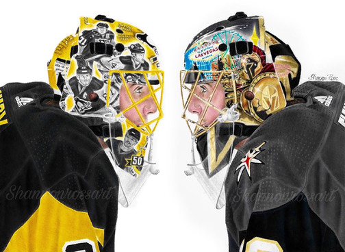 Marc-Andre Fleury - 2018