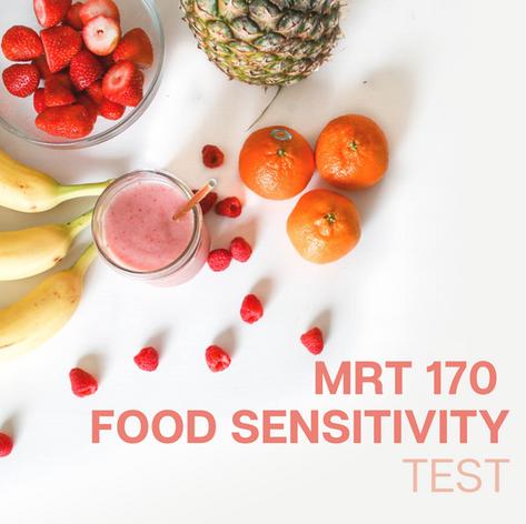 MRT 170 Food Sensitivity Test