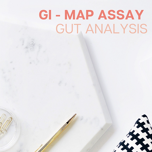 GI-Map Assay Gut Analysis