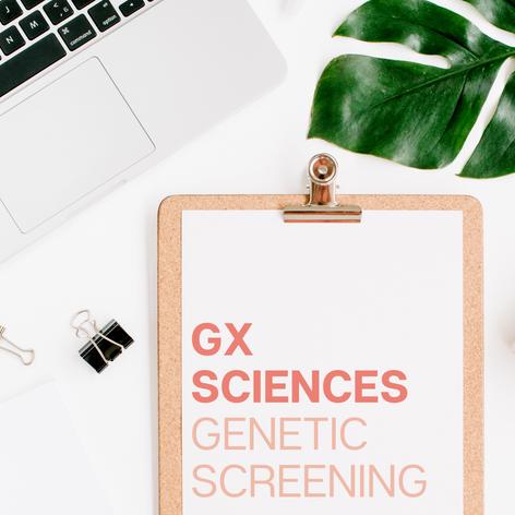 GX Sciences Genetic Screening