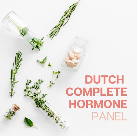 Dutch Complete Hormone Panel