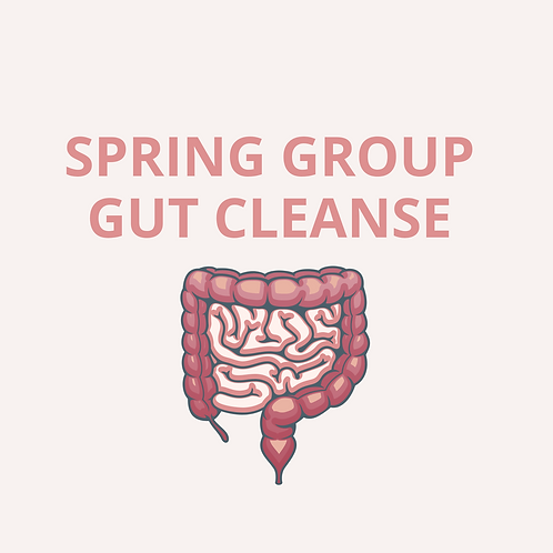 Spring Group Gut Cleanse