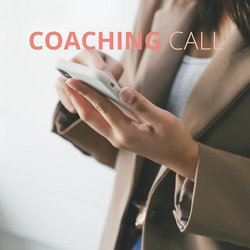 Coaching Call [60 Min]