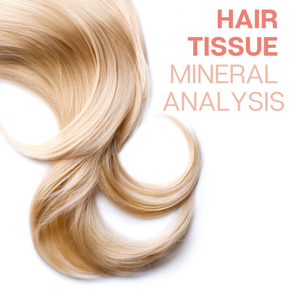 Hair Tissue Mineral Analysis