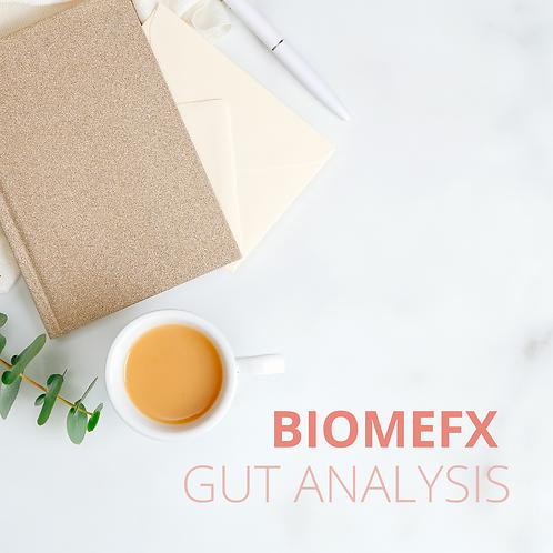 BiomeFx Gut Analysis