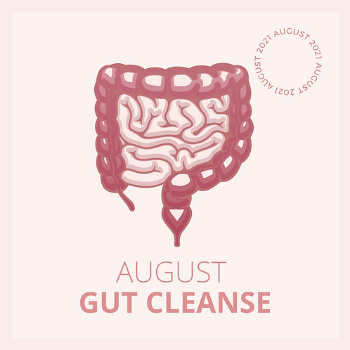 AUGUST Group Gut Cleanse