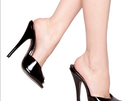 Sapatos - anos 40 e 50
