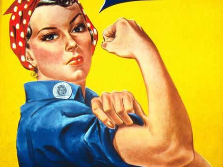 We Can Do It! Conheça a história por trás desse famoso cartaz