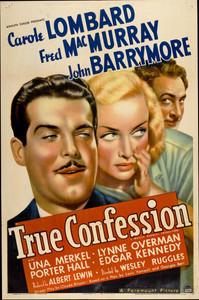 True Confession (Confissão de Mulher - 1937)  estrelando Carole Lombard