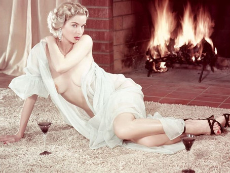 Modelo Pin-up: Eve Meyer