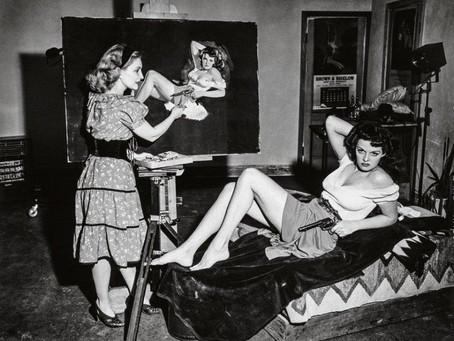 Ilustradoras Pin-up: você conhece as mulheres que fizeram história com seus desenhos?