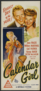 Calendar Girl, filme de 1947