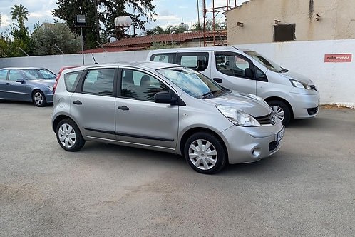 NISSAN NOTE 2011  1.4