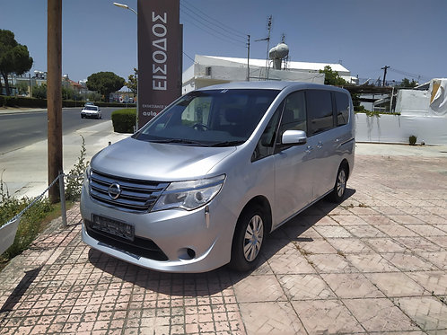NISSAN SERENA JAPAN IMPORT