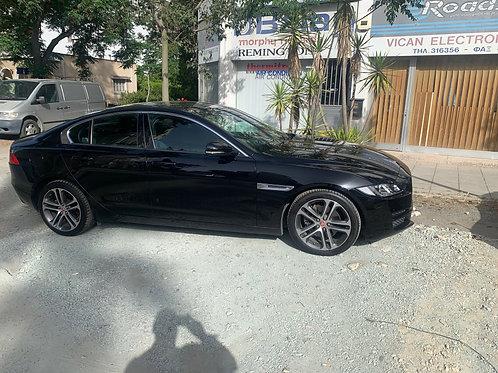 Jaguar XE 2016   2.0d R-Sport (s/s)