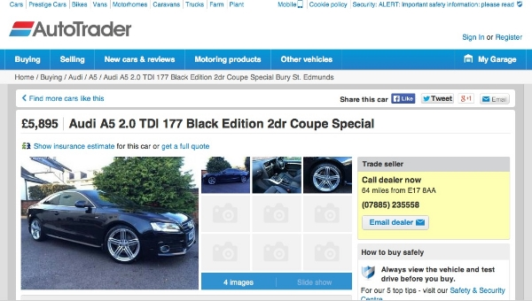 Autocy: Buying car from UK is very simple
