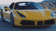 Δοκιμάζοντας τη Ferrari 488 Spider