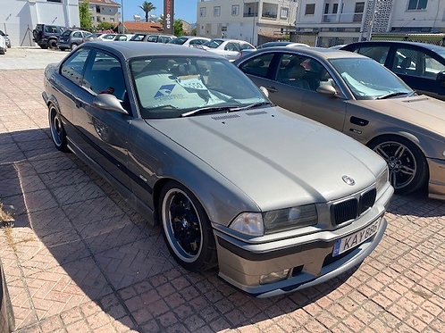 BMW 318 IS MSport Special Edition Automatic