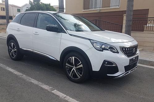 Peugeot 3008 2017/05 1.2 Puretech Allure 5dr
