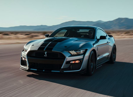 Ford Unveils Most Powerful Mustang Ever