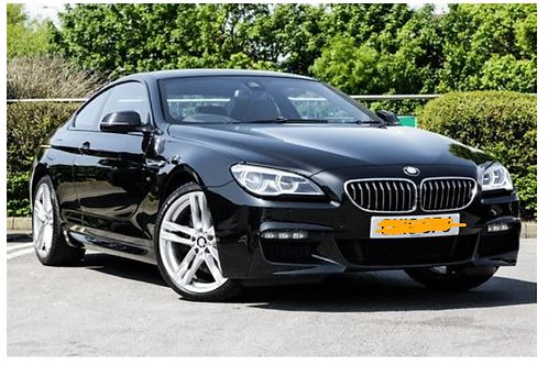BMW 6 Series 3.0 640d M Sport Steptronic (s/s) 2dr M SPORT PLUS PACK + 1 OWNER