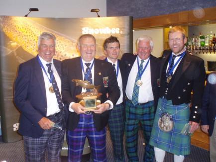 Scotland Commonwealth Winners 2014