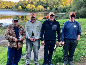 Snowbee Top Rod Competition October 10th - Kennick Bank