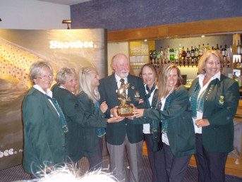 Commonwealth Friendship Trophy - South Africa 2014
