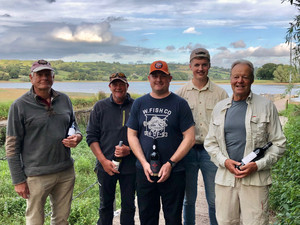 Snowbee Top Rod Competition September 26th - Blagdon Boat