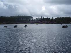 Commonwealth 2014 - Boats away