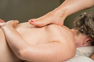 Ashiatsu Deep Tissue massage