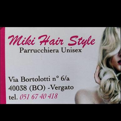 MIKI HAIR STYLE