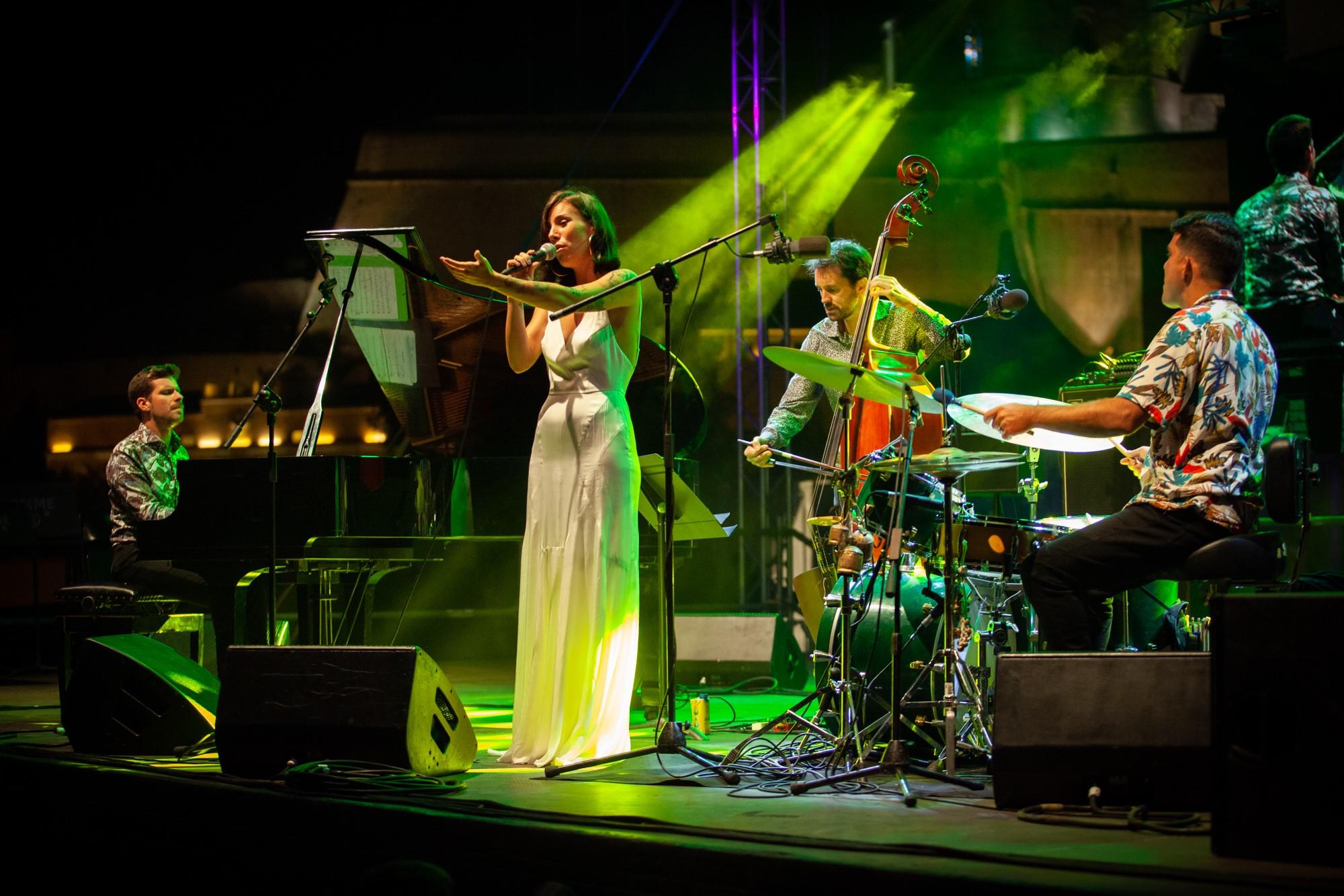 Live at Eivissa Jazz Festival
