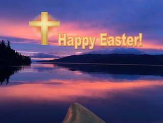 Wishing You all a Blessed and Happy Easter!