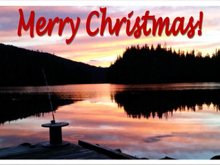 Wishing You and Your Families A Very Merry Christmas!  ~ Alaska Island Adventures~