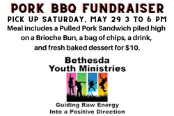 BYM Pork BBQ Fundraiser