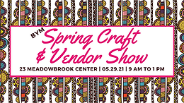 Bethesda Youth Ministries Spring Craft & Vendor Sow