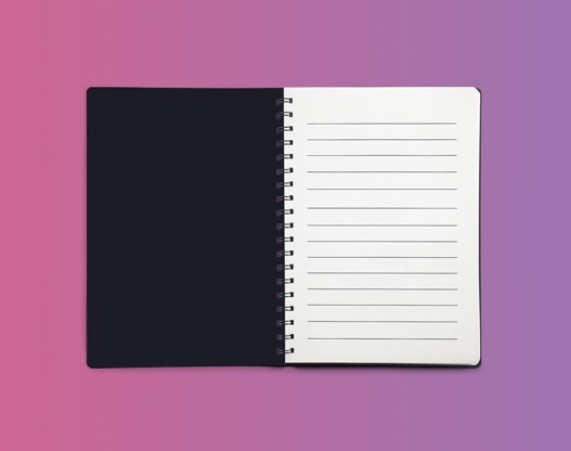 Caderno Personalizado | Studio FUV