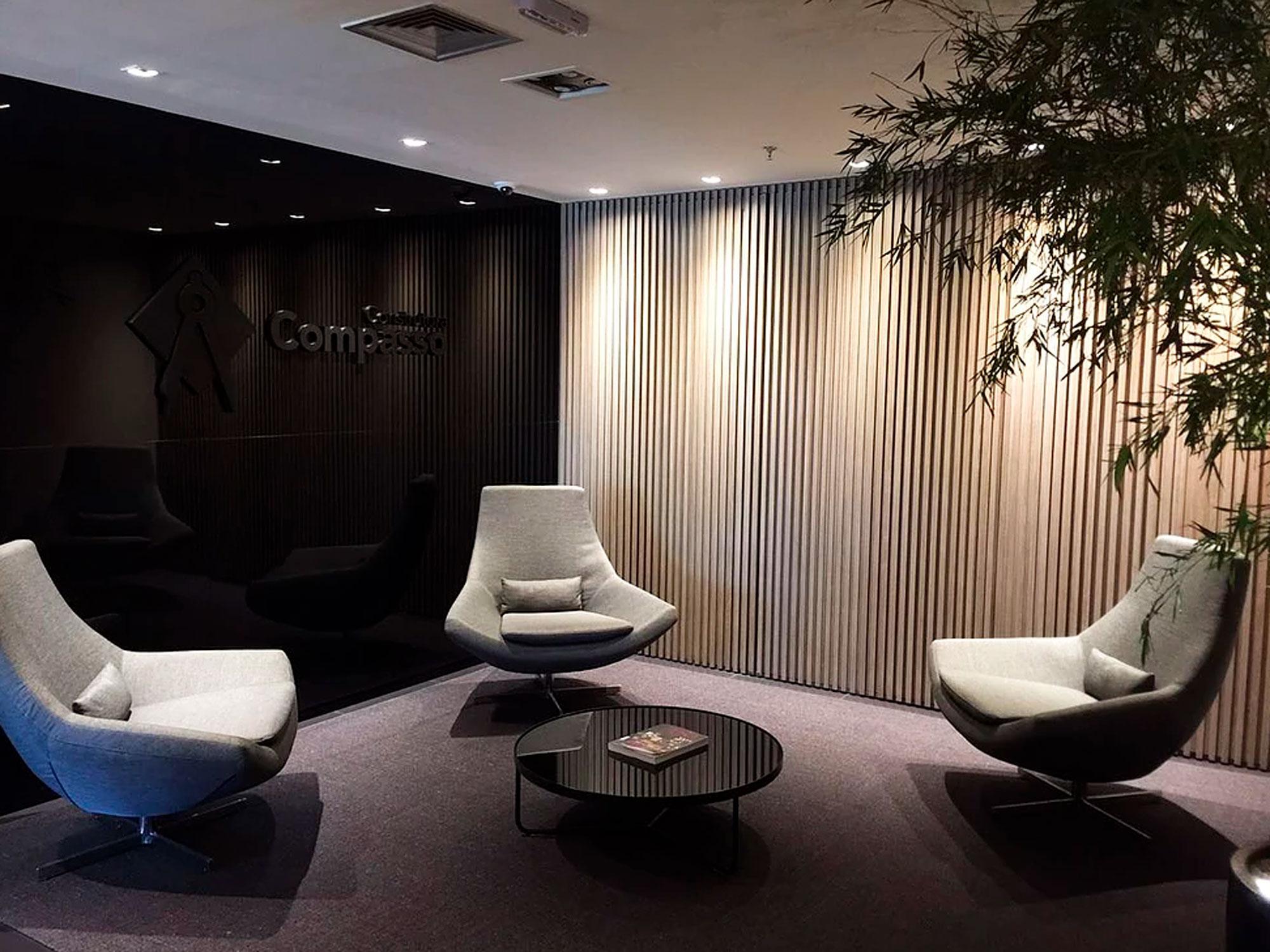 Studio FUV | Marcenaria Corporativa