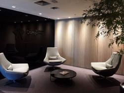 Studio FUV   Marcenaria Corporativa