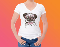 Camiseta Feminina Personalizada   St