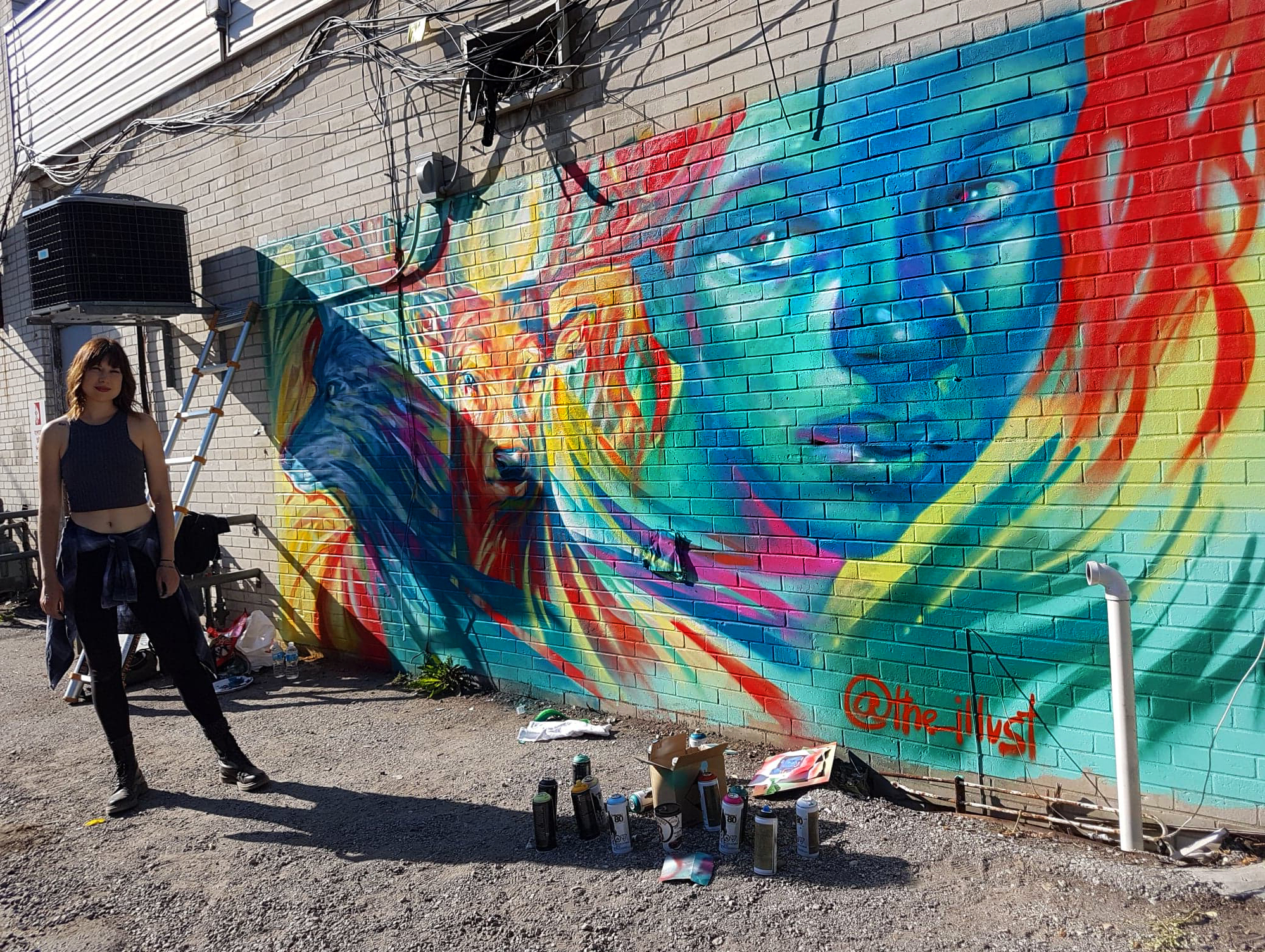 Danforth Mural Project