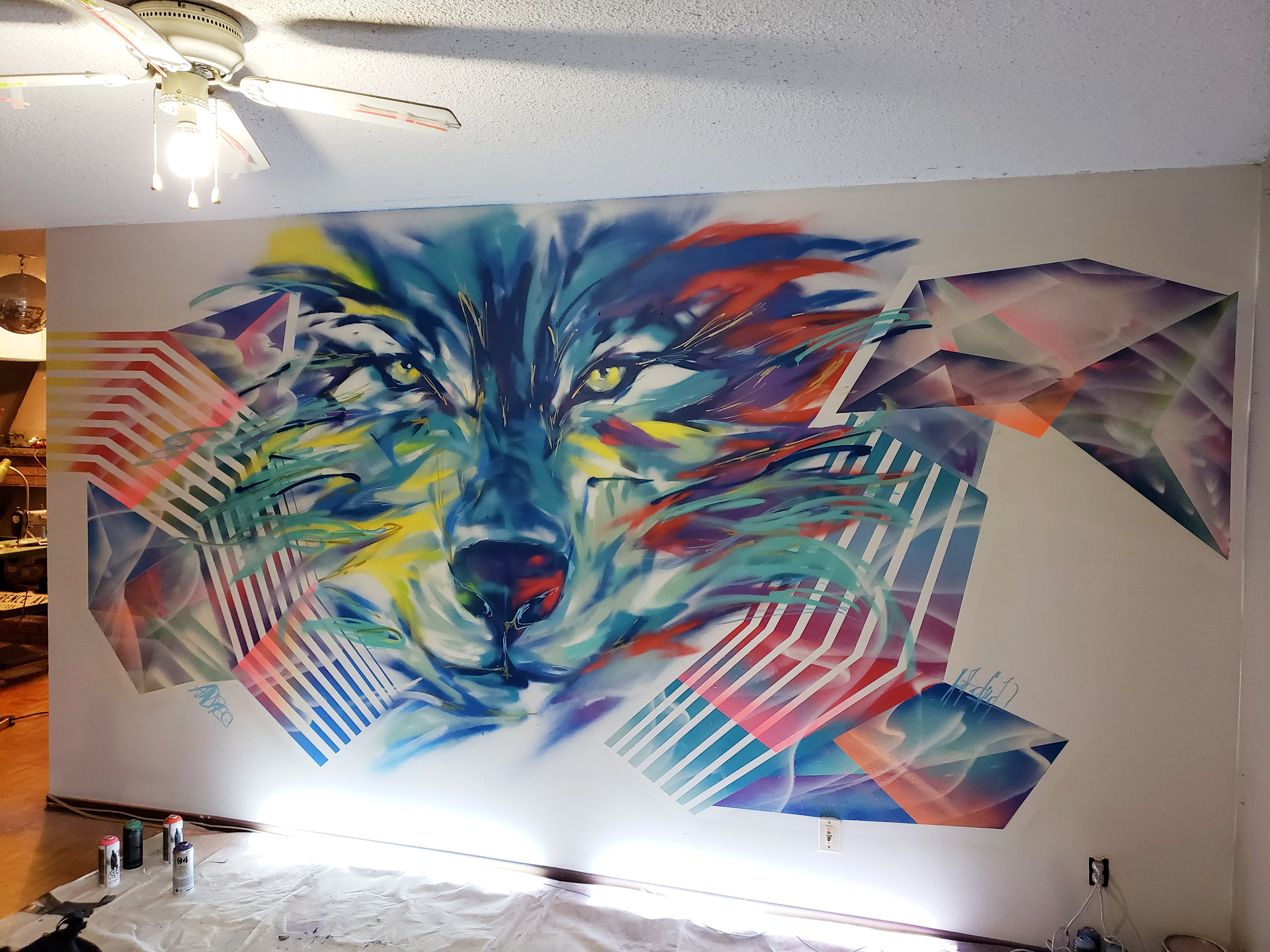 Private Mural Commission