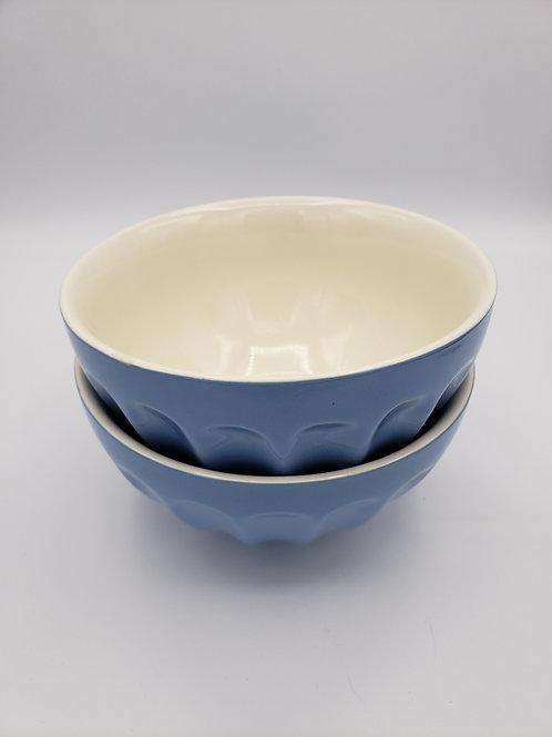 Blue & Cream Bowls
