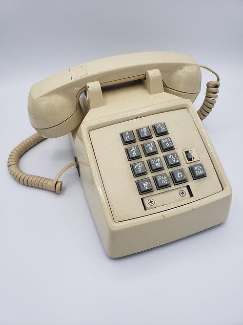 Vintage Desk Phone