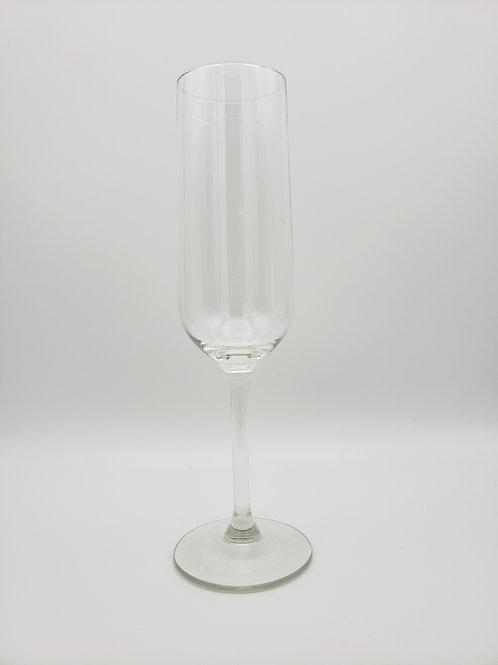 Square Champagne Glasses