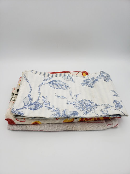 Dish Cloths & Tea Towels