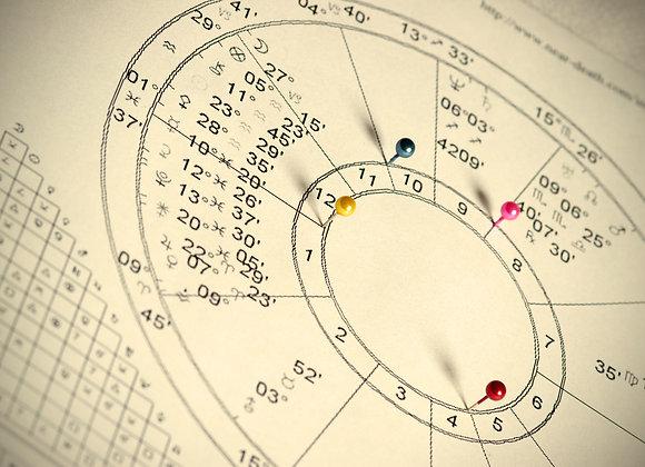 Astrology Tutoring Session