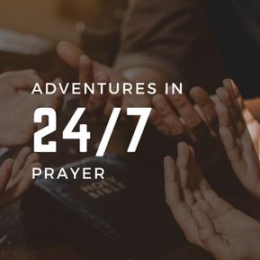 The Bigger Vision – adventures in 24-7 Prayer